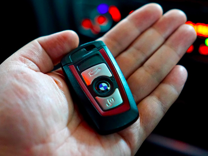 How To Replace BMW Key Fob Battery