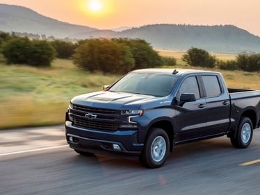 Old-school automakers Ford and GM are the hot new stocks